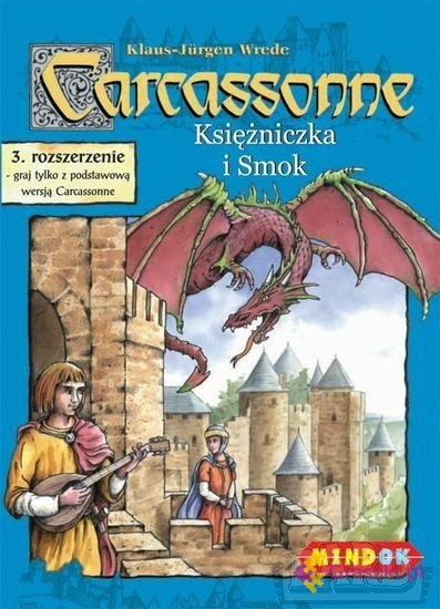 Carcassonne: Księżniczka i smok cz.3